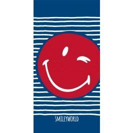CTI Osuška Smiley smajlíci Sailor 75x150 cm