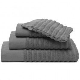 uterák Border Mole grey - šedá - 60x110 cm