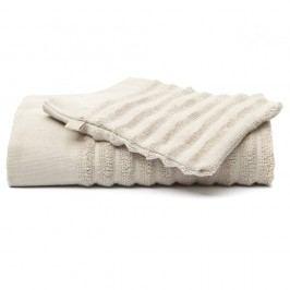 Vandyck Vandyck uterák Border Clay - béžová - 60x110 cm