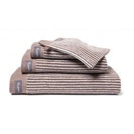 uterák Home Petit Ligne Driftwood - hnedá - 60x110 cm