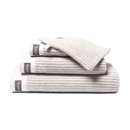 Vandyck Vandyck uterák Home Petit Ligne Stone - béžová - 60x110 cm