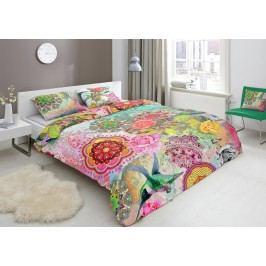 Designové obliečky bavlnený satén 4950 MARVELOUS - 240x200-220 / 60x70 cm