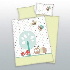 Herding Herding obliečky pre bábätká Chrobáčiky 135x100,40x60