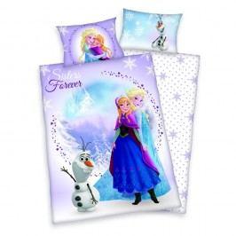 Herding Herding obliečky pre bábätká Frozen Ľadové kráľovstvo 135x100,40x60