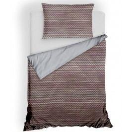 Gipetex Natural Dream Talianske obliečky 100% bavlna LUX Persia fialková - 140x200cm / 70x90cm