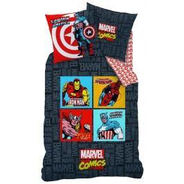 CTI Obliečky Avengers Marvel Comics 135x200,80x80