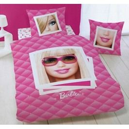 CTI Obliečky Barbie portrait 3D-140x200,60x80-TOP HIT!