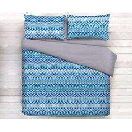 Gipetex Natural Dream Flanelové obliečky BAIA modrá - 140x200cm / 70x90cm