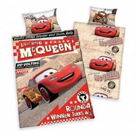 Herding Obliečky pre bábätká Cars (Auta) Lightning McQueen 135x100,40x60