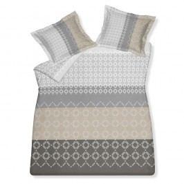 Luxusné bavlnené obliečky VANDYCK Nightfall Sea Green - 140x200-220 / 60x70 cm