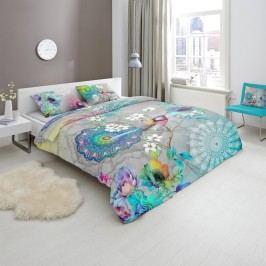 Designové obliečky bavlnený satén 5590 ADELE - 140x200-220 / 60x70 cm