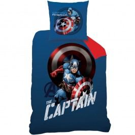 CTI CTI Obliečky Avengers/ Captain America/Iron man 140x200, 70x90
