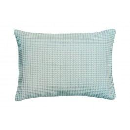 Luxusní povlak na polštář Home Piqué waffle 40x55cm China blue - sv. modrá