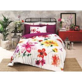 Halley home Obliečky 100% bavlnené renforcé Batik - 140x200cm / 70x90cm