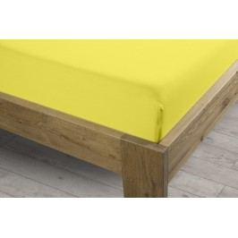 Sintex Plachta Sintex LUX s Lycrou žltá v.30cm - 90x200 cm