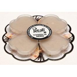 Price´s PETALI vonné vosky Čierna vanilka, vôňa 4x8hodín