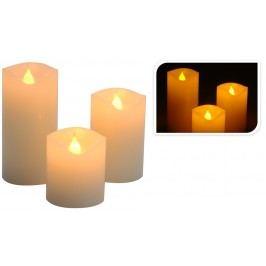Home collection Home collection Sada LED sviečok - 3 sviečky