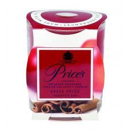 Price´s FRAGRANCE vonná sviečka v skle Jablko & korenie 350g