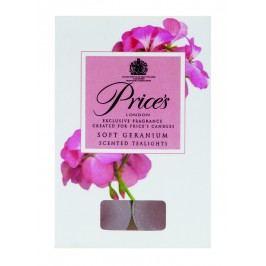 Price´s FRAGRANCE vonné čajové sviečky Balkónové kvety 30ks