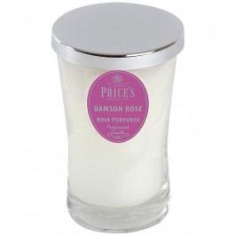Price´s SIGNATURE vonná sviečka v skle Purpurová ruža XL 615g