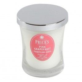Price´s SIGNATURE vonná sviečka v skle Ružový grapefruit stredná 425g