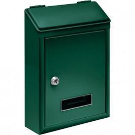 Schránka poštová zelená 300 x 210 x 65 mm