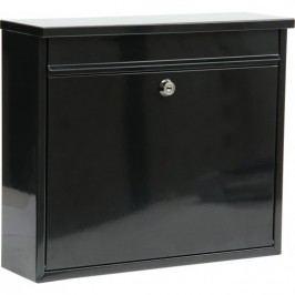 Schránka poštová čierna 310 x 360 x 100 mm