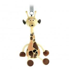 Žirafa na pružine