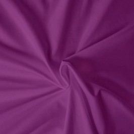 Kvalitex prestieradlo satén tmavofialové, 160 x 200 cm