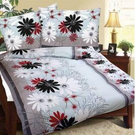 Bavlnené obliečky Gerbera, 240 x 220 cm, 2 ks 70 x 90 cm