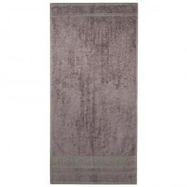 Uterák Bamboo Premium sivá, 50 x 100 cm