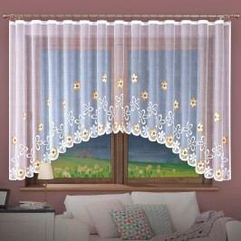 Záclona Chloris farebná, 280 x 130 cm
