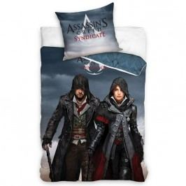 Obliečky Assassin's Creed Jacob and Evie, 140 x 200 cm, 70 x 80 cm