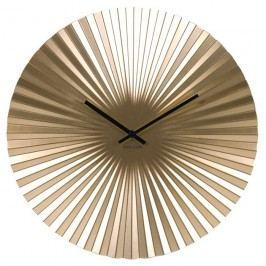 Karlsson 5657GD Designové nástenné hodiny, 40 cm