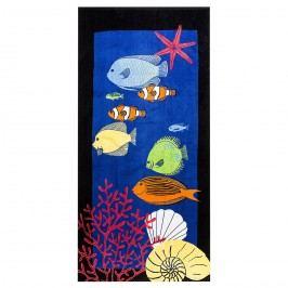 VOG Plážová osuška Podmorský svet, 70 x 150 cm