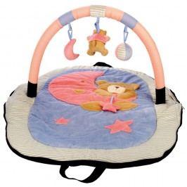 Cestovná hracia deka Medvedík