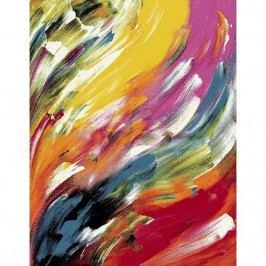 Spoltex Kusový koberec Diamond new 20737-110 multi, 80 x 150 cm