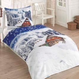 Bade Home, SK 3D obliečky Zima , Požadovaný rozmer 1x70x90 / 1x140x200 cm