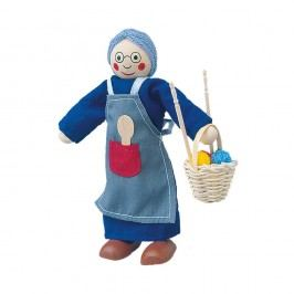 Bábika do domčeka babička