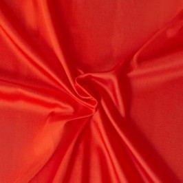 Kvalitex prestieradlo satén červené, 100 x 200 cm