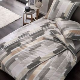 Stella Ateliers obliečky mako satén Lin, 135 x 200 cm, 70 x 90 cm