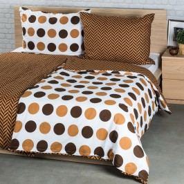 Bavlnené obliečky Kiko, 140 x 220 cm, 70 x 90 cm