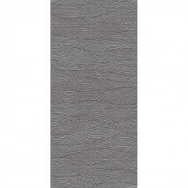 Habitat Kusový koberec Fruzan wave sivá, 120 x 170 cm