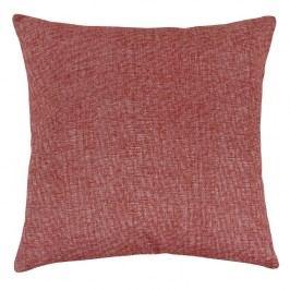 Vankúšik Ivo červená režná, 45 x 45 cm