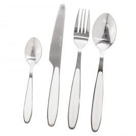 16-dielna sada príborov Cutlery, biela,