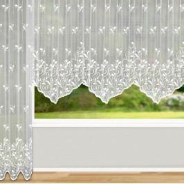 Záclona Bologna oblúk, 300 x 125 cm