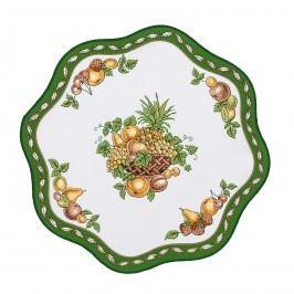Obrus ovocia zelená, 35 cm