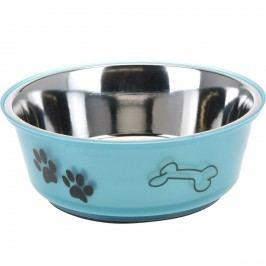 Miska pre psa modrá, 900 ml