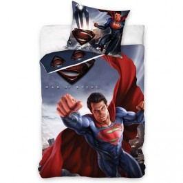 Carbotex Obliečky Superman 140/200, 70/90 cm