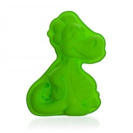 Culinaria Green silikónová forma dráčik,